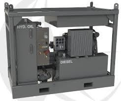 Diesel Driven Hydraulic Power Units