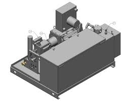 Electric Driven Hydraulic Power Units